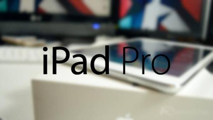 iPad Pro Thinner