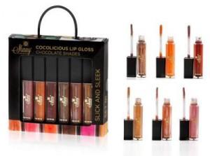 SHANY Cosmetics SHANY Cocolicious Lip Gloss