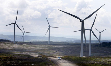 UK renewable energy projects