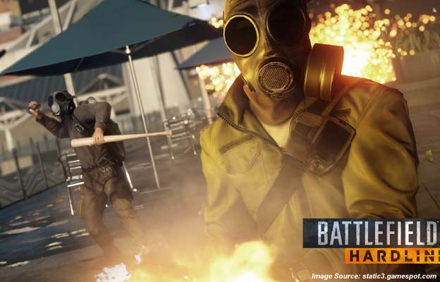 Battlefield Hardline Action Driven
