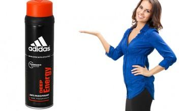 Adidas Anti-Perspirant Deodorant
