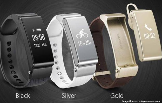 Huwei's New Talkband B2