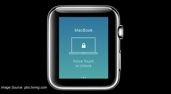 Apple watch Apps to let you lock