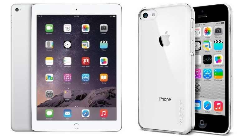 Old iPad or iPhone