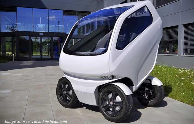 EO2 Smart Car
