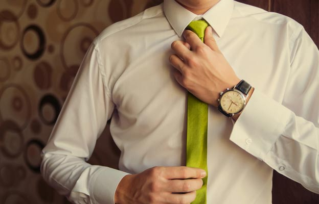 Unique Ways to Wear a Tie