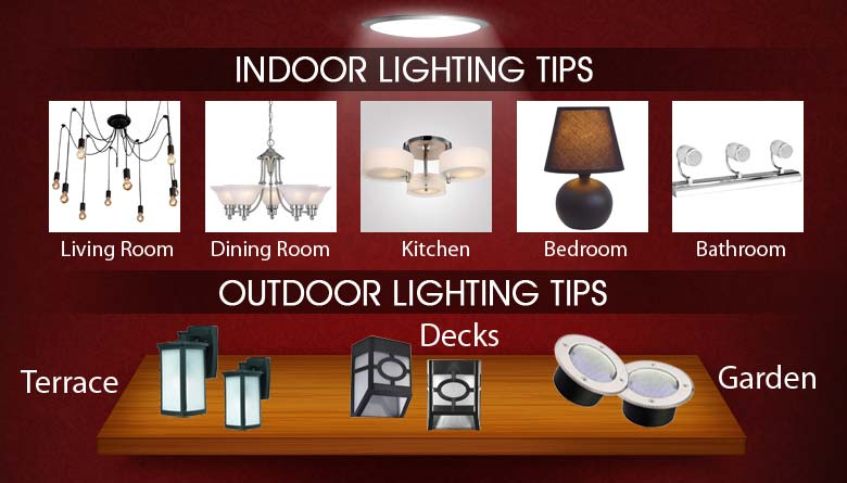 Home Lighting Tips and Advice