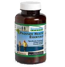 Prostate Health Essentials supplement