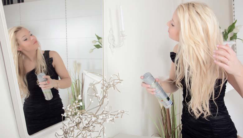 9 Amazing And Unusual Uses Of Hairspray