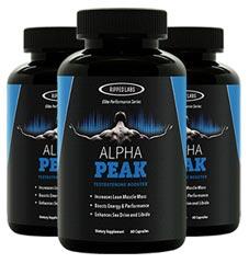 Alpha Peak