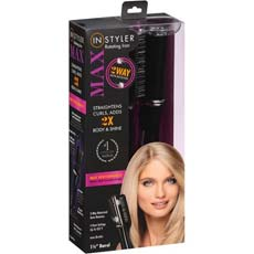 Instyler Max Straighten Amp Curl Your Hair With Single Device