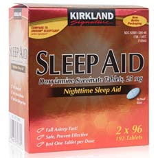 Kirkland Sleep Aid