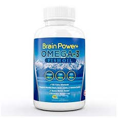 Brain Power+ Omega 3