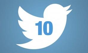 10 Years of Tweets
