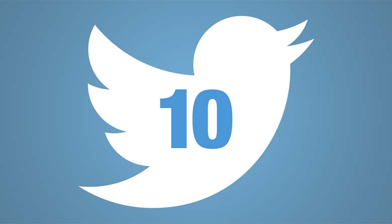 10 Years of Tweets