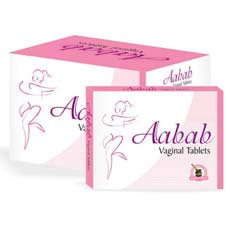 Aabab Vaginal Tablets