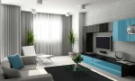 Shades of Gray Home Decor