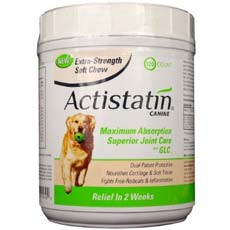 Actistatin Canine