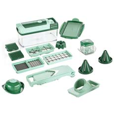 nicer dicer fusion does it replace several kitchen tools. Black Bedroom Furniture Sets. Home Design Ideas