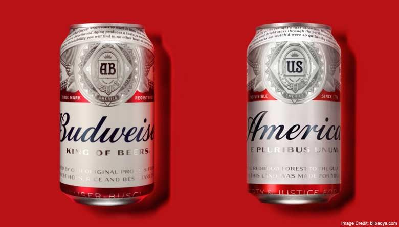 Budweiser Rebranding