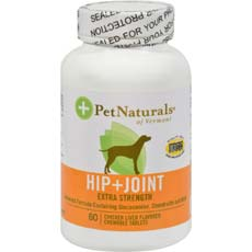 Pet Naturals HIP + Joint Extra Strength