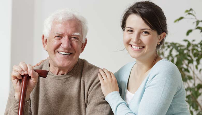 Care for an Elderly Parent in Your Home