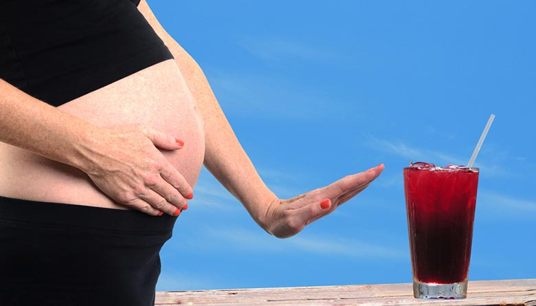 Pregnant Women Should Avoid Sugary Drinks