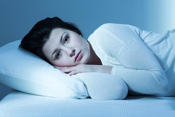 Lack of Quality Sleep