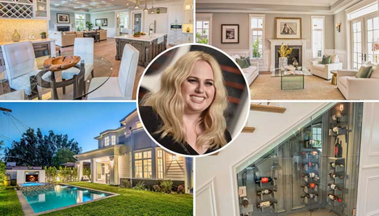Rebel Wilson's New West Hollywood Home
