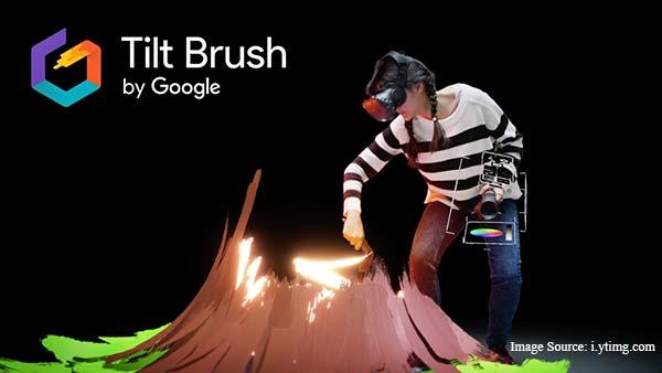 3D brushstrokes