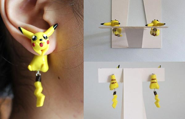 Pokémon Eeveelution Earrings