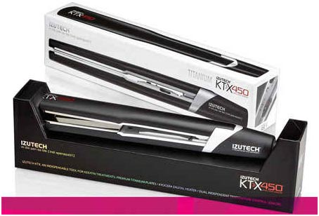 Pure Titanium Digital Flat Iron