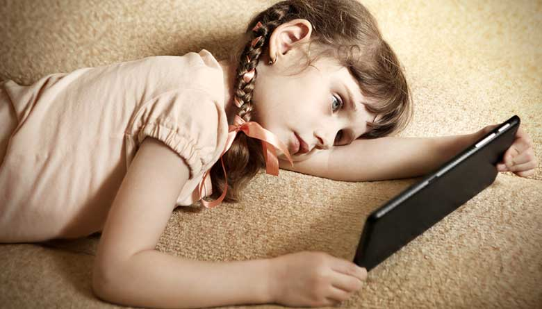 Modern Children Idleness