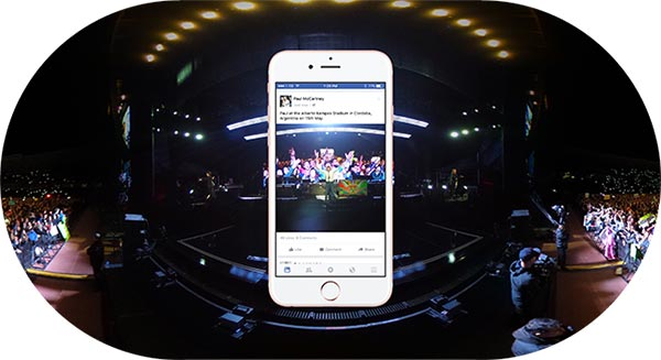 Uploading 360 Videos
