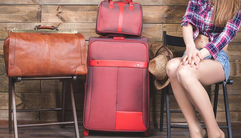 Stylish Ways To Pack Your Suitcase