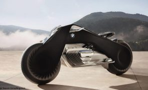 BMW New Motorcycle