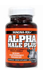 Alpha Male Plus