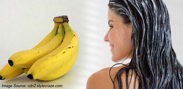 Bananas for Healthy & Strong Hair