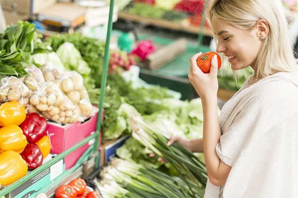 Buying Organic Produce