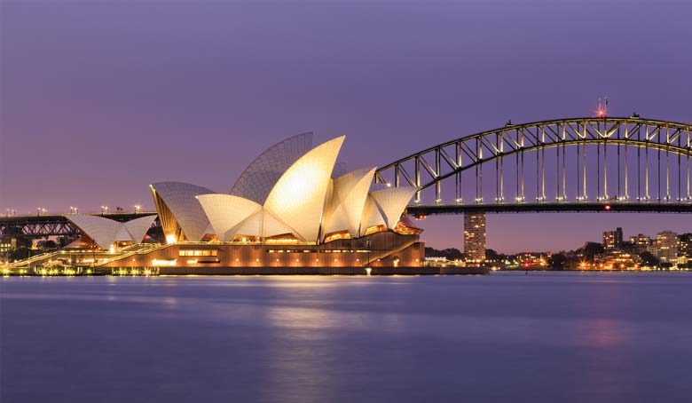 Australia One Week Itinerary
