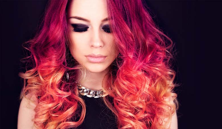 Hair Color Trends in 2017 You Must Try