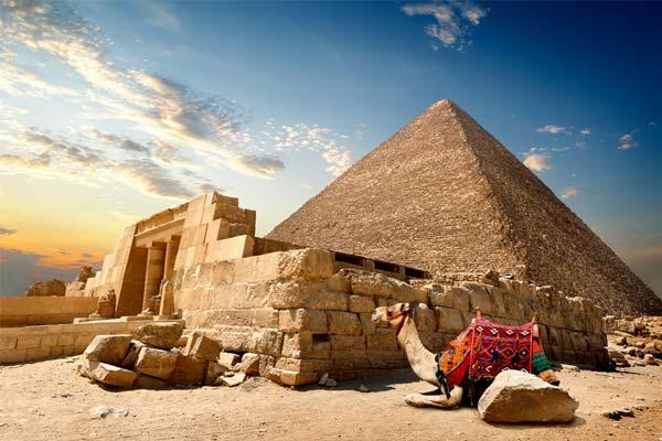 June - Egypt