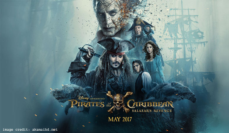 The New Pirates of the Caribbean Movie