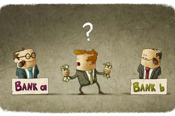 Choosing The Best Bank For You