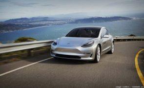 Tesla Model 3 Prototypes Spotted in Public