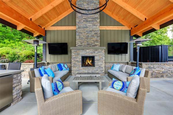 Make A Fireplace