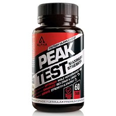 Peak Test Maximum Strength