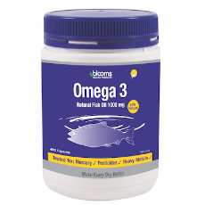 Bloom Health Omega 3