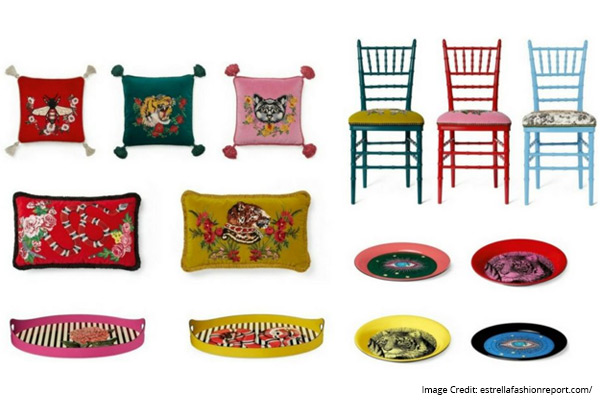 51cc6c735 Gucci Is Ready To Debut In Home Décor World With Its First Collection