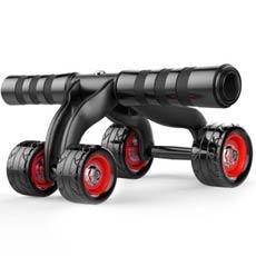 4 Wheel Stable Ab Roller Wheel